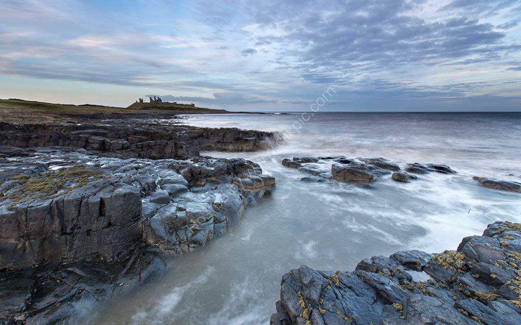Early Morning Craster