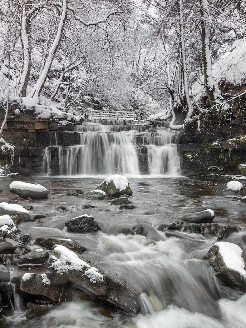 Teesdale Waterfall