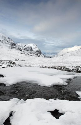 Winter in Glencoe