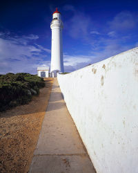 Lighthouse, Cape Nelson