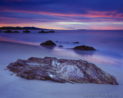 Dawn, Betka Beach
