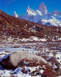 Cerro Fitzroy and Aguja Poincenot