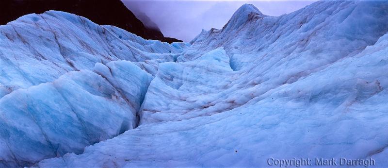 Fox/Te Maeka o Tuawe Glacier