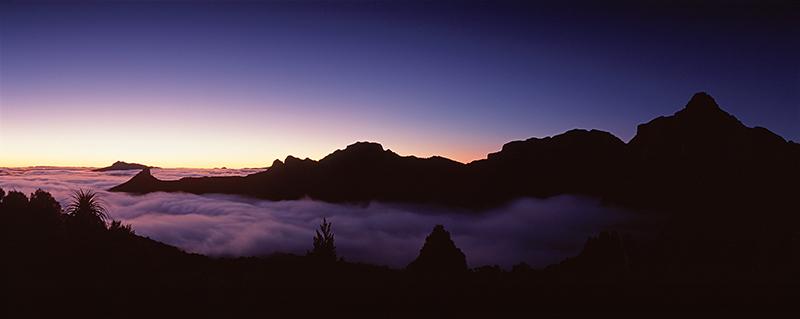 Dawn, Mt Anne