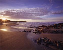 Dawn, Sandpatch Point