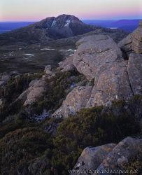 Alpenglow, Slater's Peak