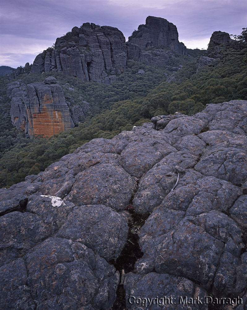The Fortress, Victoria Range