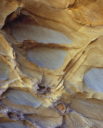 Cliff Detail