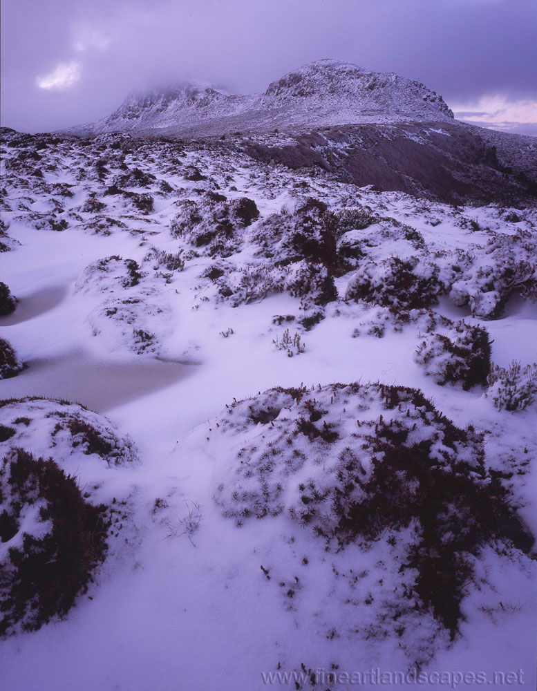 Winter Cradle Mountain