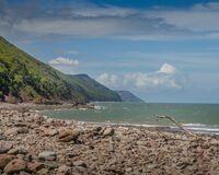 Towards North Devon