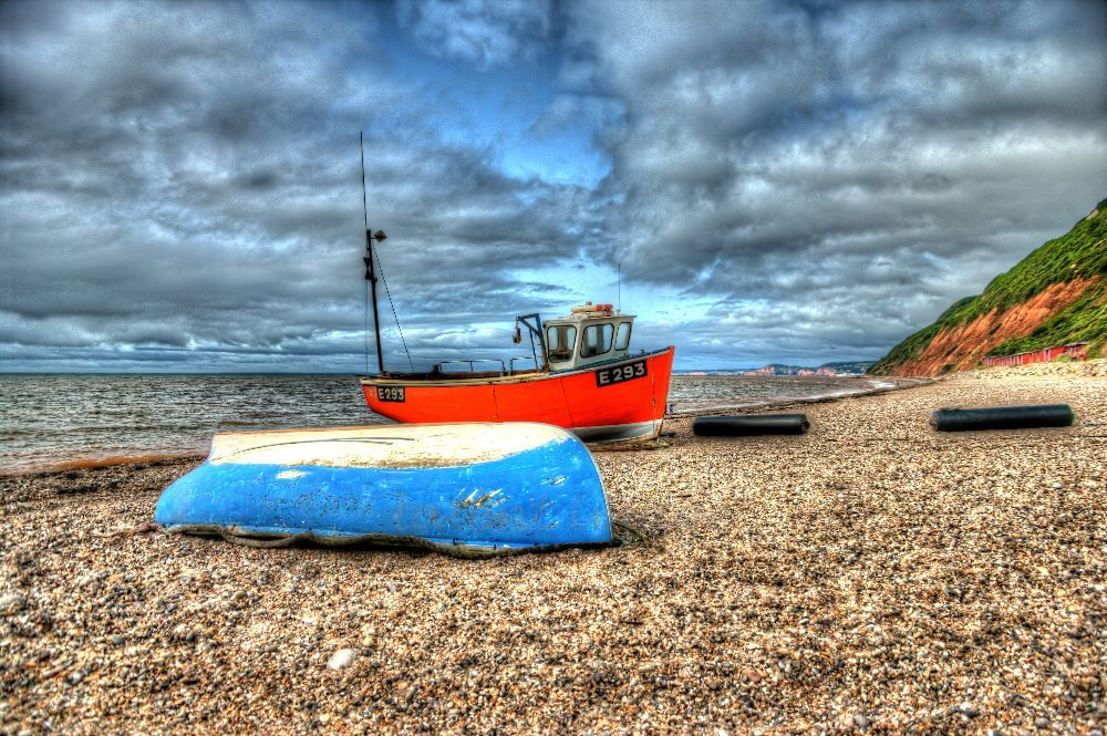 Branscombe boat 1