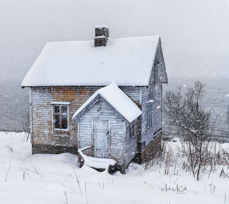 Old and Abandoned, Senja, Arctic Norway