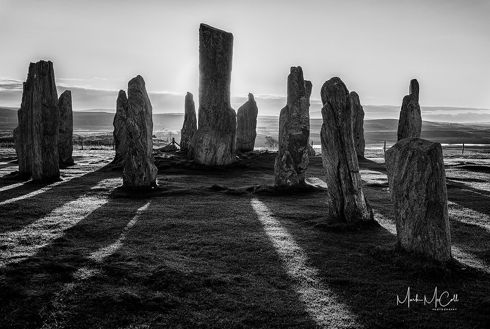 Callanish Standing Stones at Dawn, Lewis, Outer Hebrides, Scotland