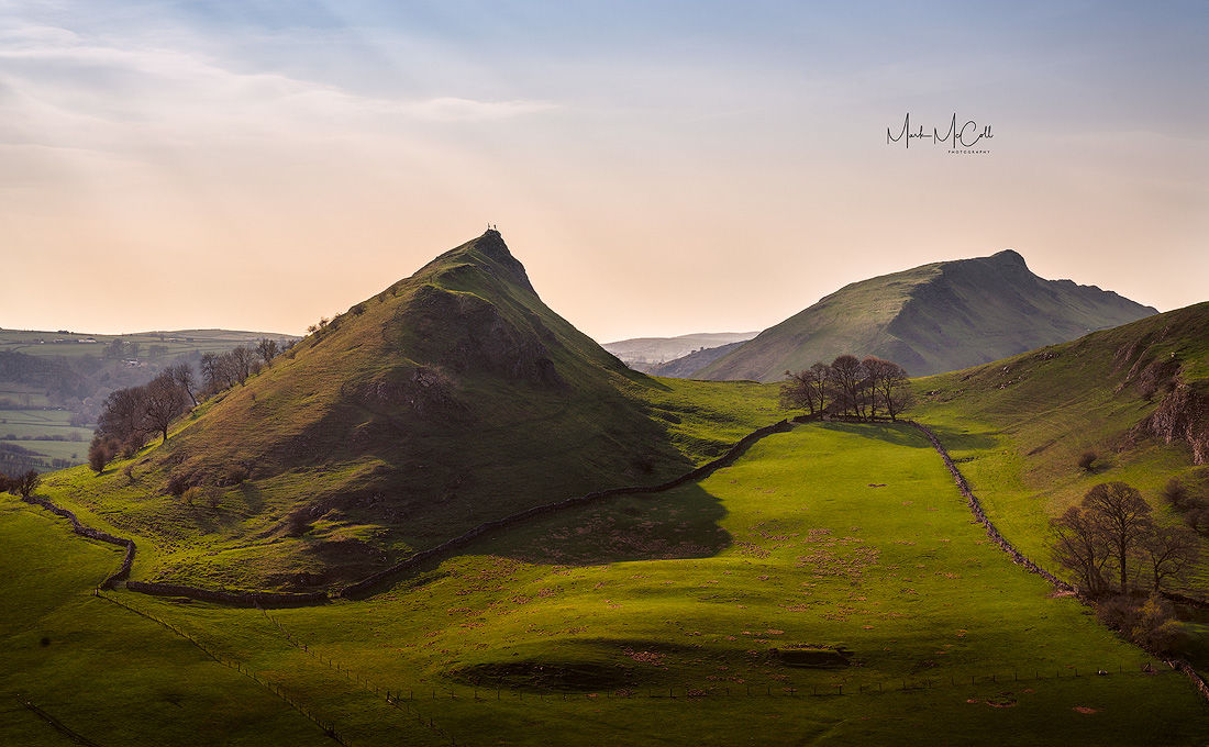 Early Spring, Chrome Hill, Peak District National Park, UK