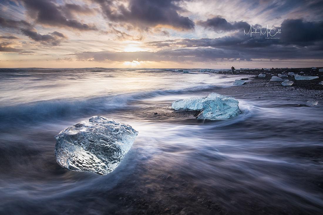 Diamonds aren't forever, Jokulsarlon, Iceland