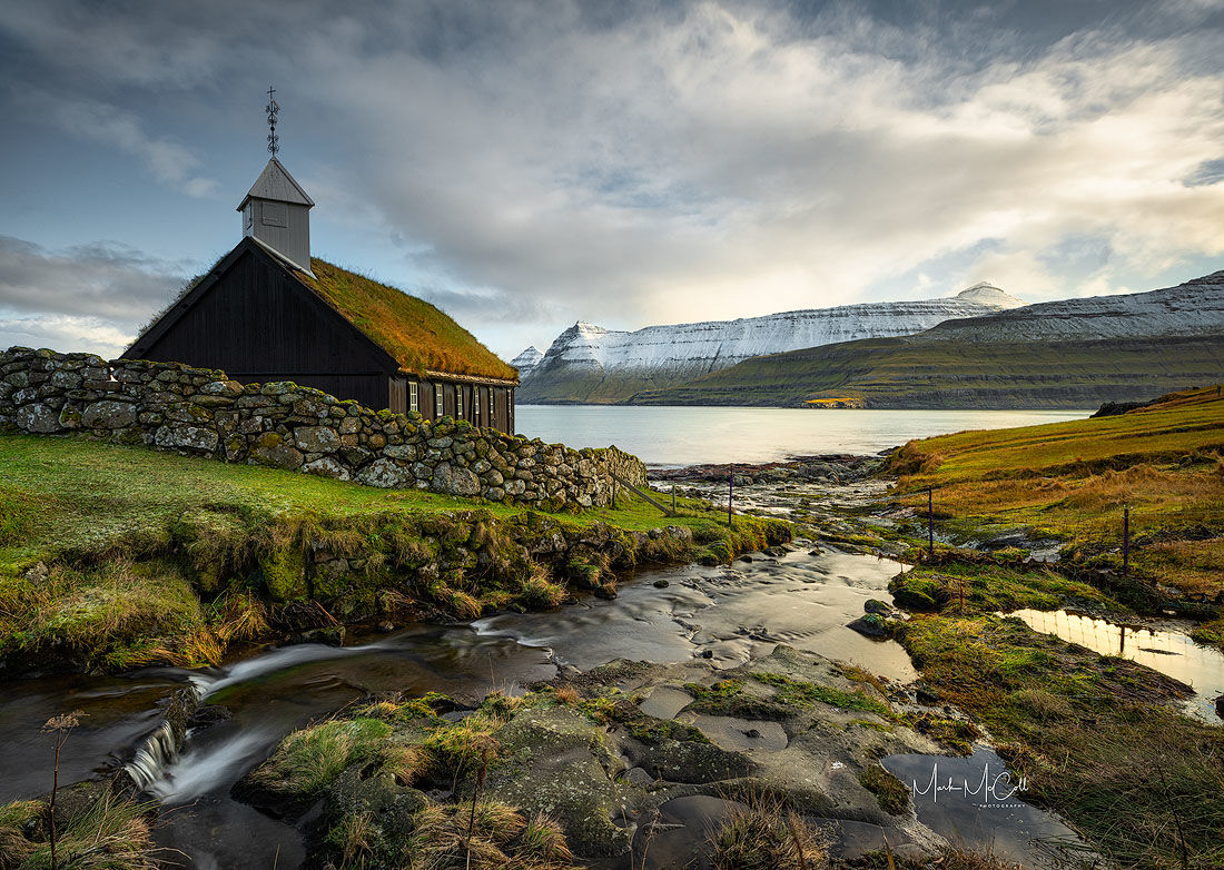 The Church, Faroe Islands