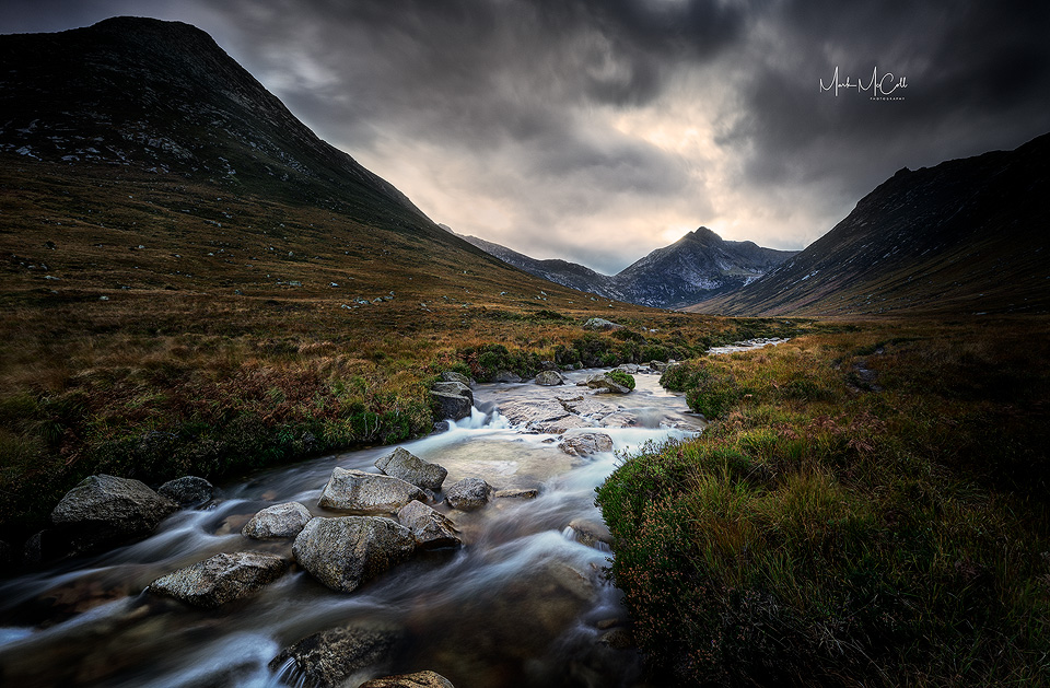 Glen Sannox, Isle of Arran, Scotland