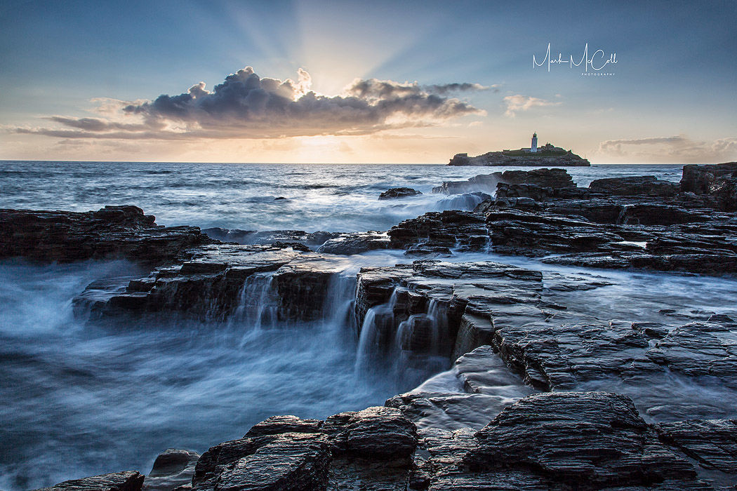 Heavens gate, Godrevy, Cornwall