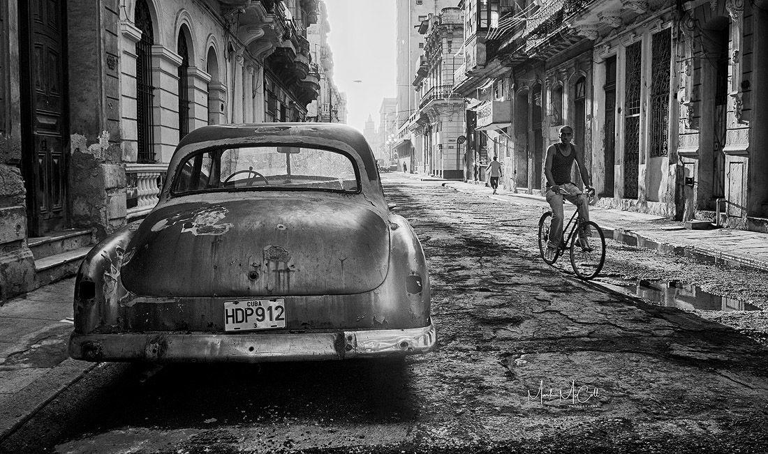 Havana dawn...