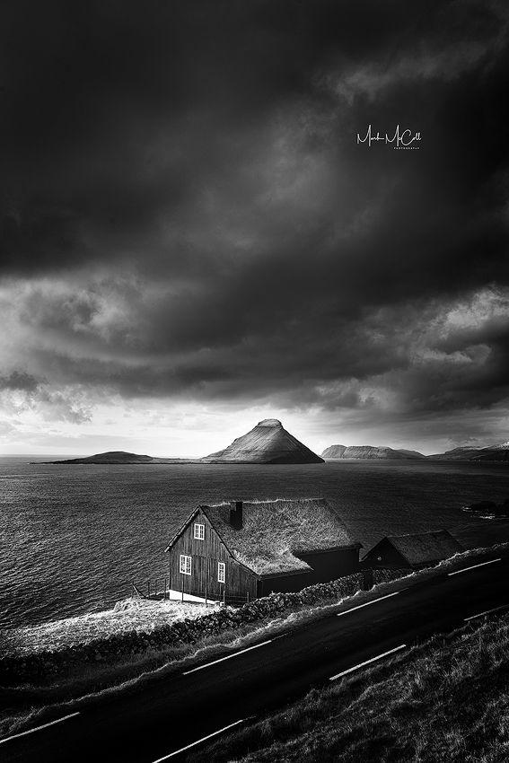 Winter light, Faroe islands
