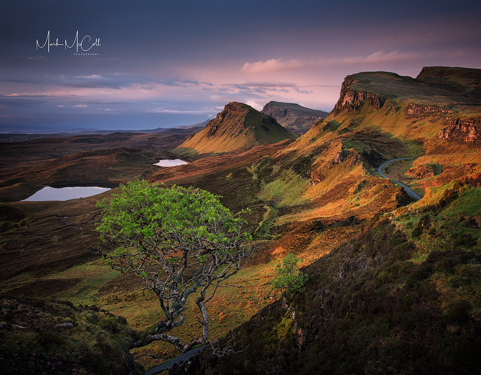 Valley of the Dinosaurs, Quiraing, Isle of Skye