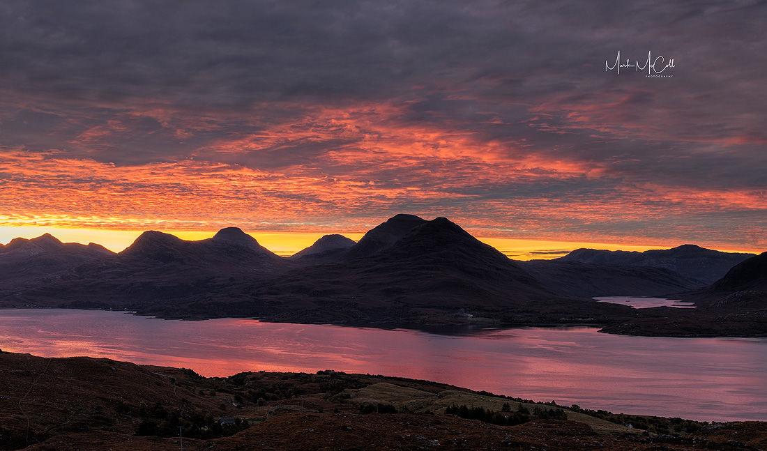 Dawn, Loch Torridon, Wester Ross