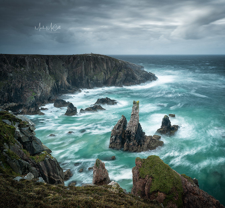 Stormy weather, Lewis, Outer Hebrides
