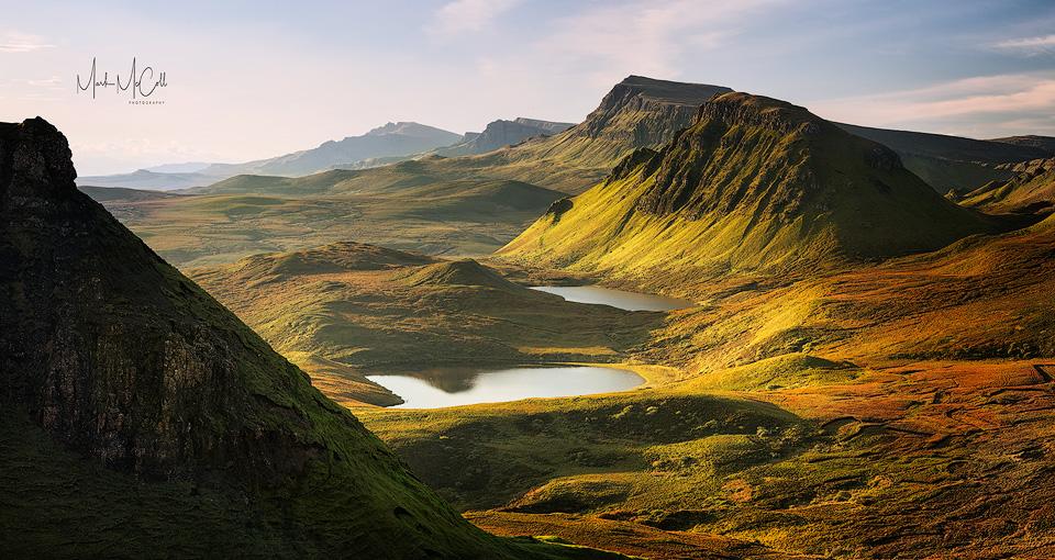 Another Jurassic Dawn, Quiraing, Isle of Skye