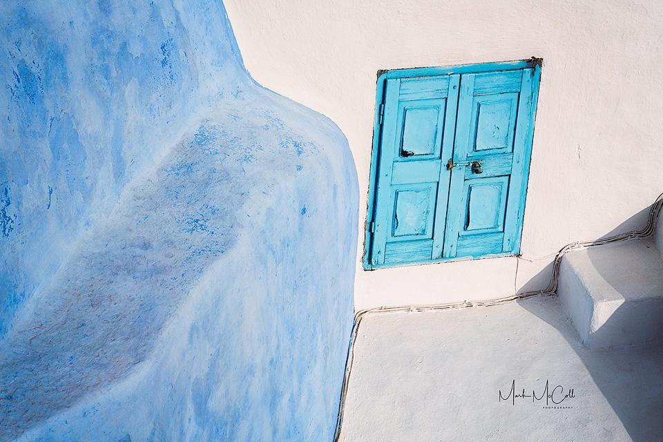 Santorini abstract