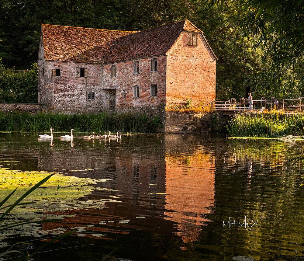 Sturminster Newton Mill, Dorset, England