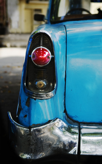 Tail light, Havana