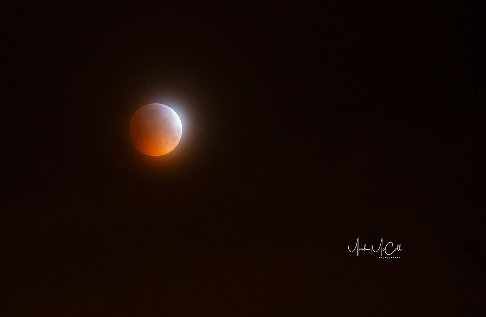 Blood Moon, lunar eclipse 2019