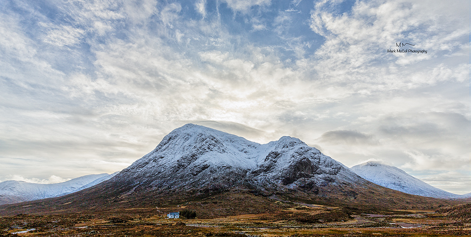 In the shadow of the mountain, Glencoe