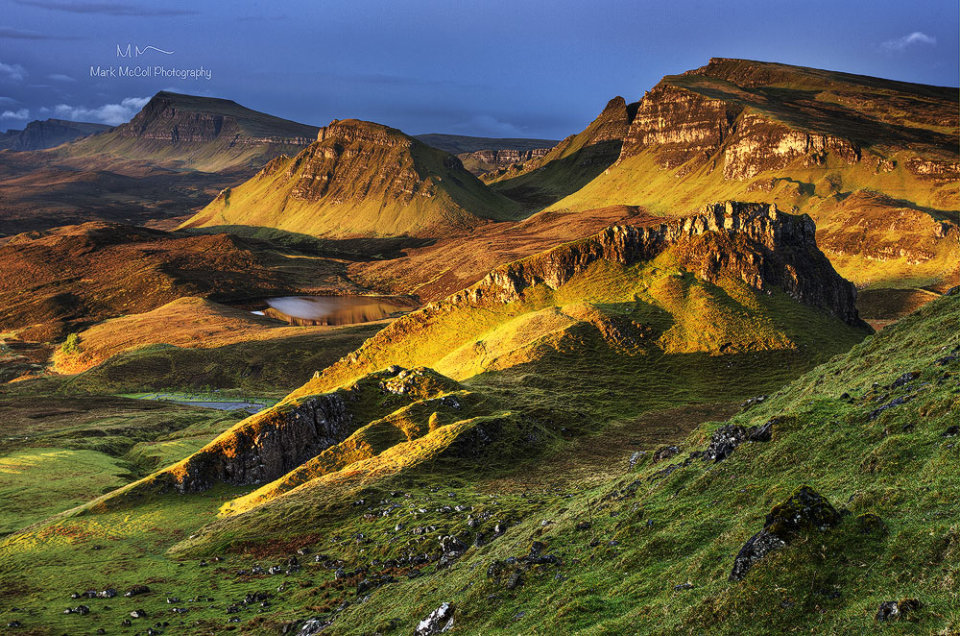 Jurassic Dawn, Quiraing, Isle of Skye