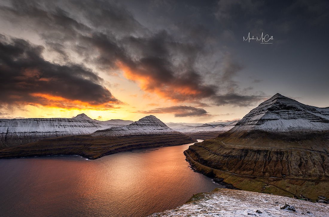 Raspberry ripple, Faroe islands