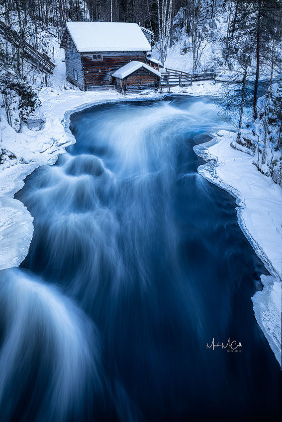 Lapland barn, Finland