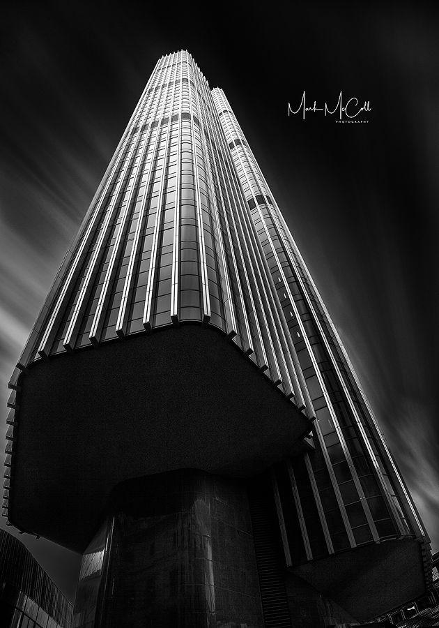 On a pedestal, London