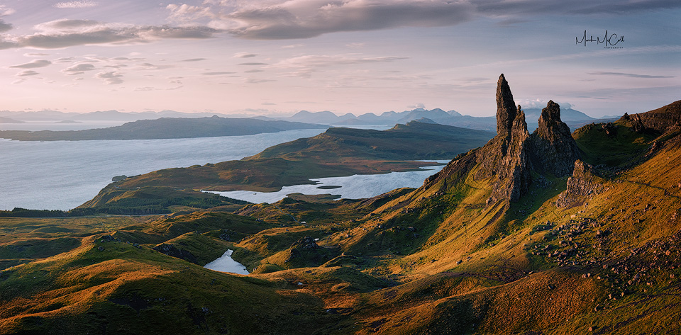 Dawn at the Storr, Isle of Skye