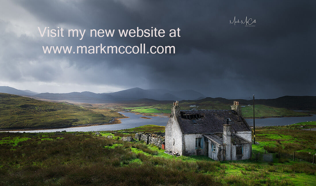 Visit my new website