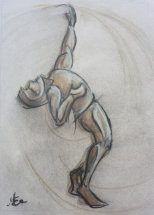 Little_Dancer1_Pastel_on_paper_by_Margaret_Mee