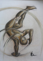Little_Dancer3_Pastel_on_paper_by_Margaret_Mee
