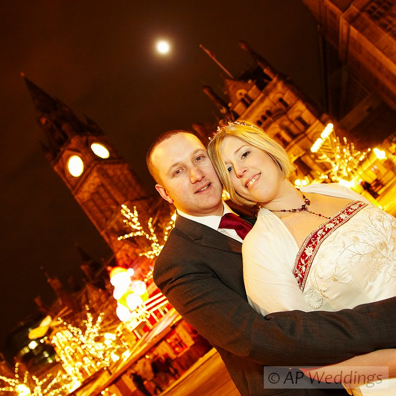 Wedding Manchester Town Hall