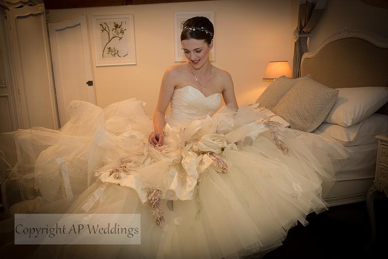 Wedding, The Fleece, Ripponden