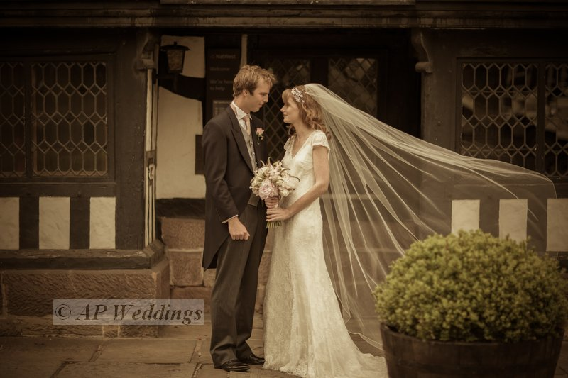 Vintage Wedding Quarry Bank Mill