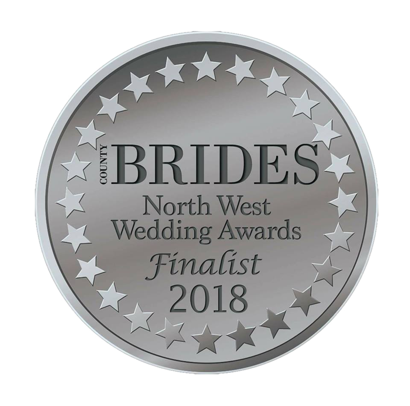 County Brides Finalist North West 2018