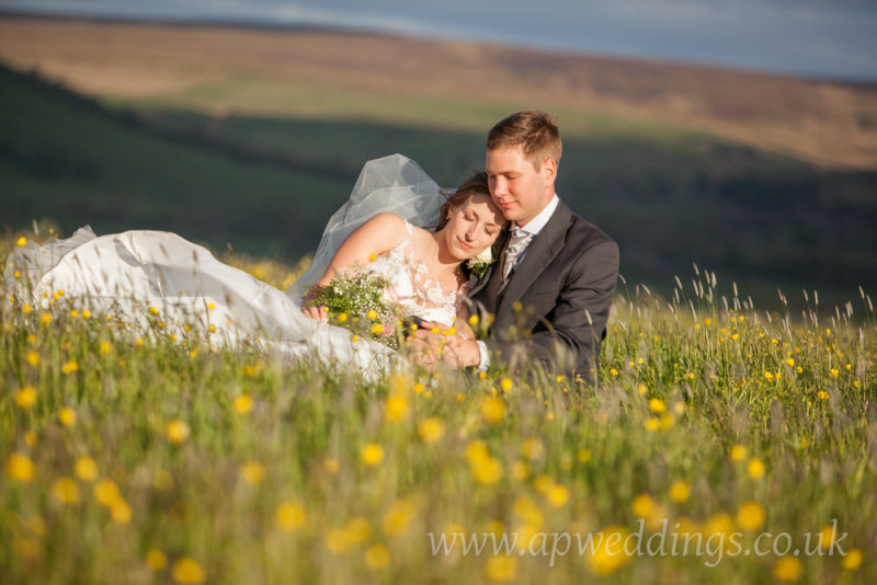 Wedding, Alma Inn, Colne