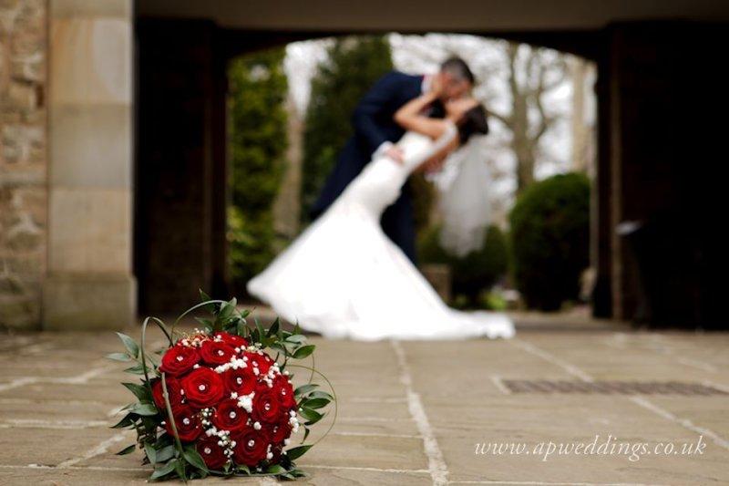 Wedding, Dunkenhalgh, Blackburn