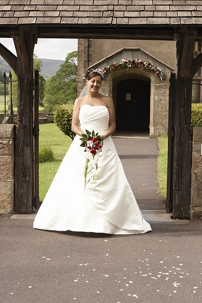 Wedding The Inn at Whitewell