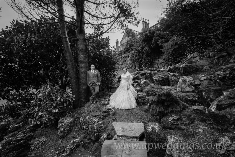 Wedding at Mitton Hall, Clitheroe