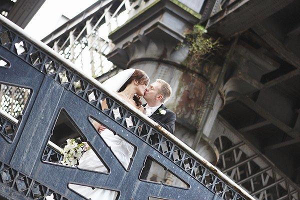 Wedding Castlefield Manchester
